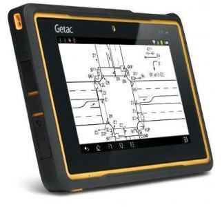 """Tablette durcie 7"""" Android Getac"""