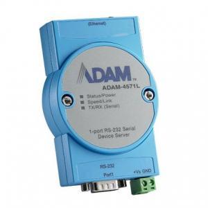ADAM-4571L-DE Passerelle série ADAM, 1-port RS-232 Serial Device Server