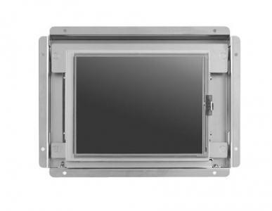 """Moniteur ou écran industriel, 6.5"""" VGA Open Frame Monitor, 800nits"""