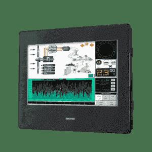 """Terminal opérateur, 10.1"""" WSVGA, 32MB, 8MB(NOR), 128MB(NAND)"""