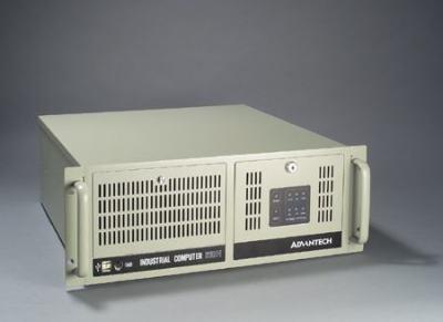 """Châssis 4U sans alimentation pour PC rack 19"""" PICMG1.0 et 1.3 Advantech"""