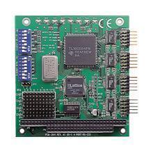 Carte industrielle PC104, 4-port RS-232 High-SpeedModule