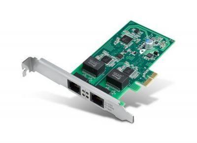 Carte ethernet PCIE 2 Eth Gb conforme standard médical EN 60601-1