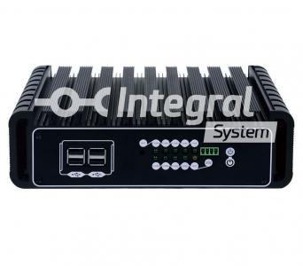 PC FANLESS IOT BOX DS607 i5 4200U, 4Go RAM