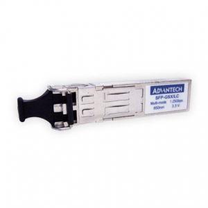 Module SFP fibre optique 100Base-FX Multimode -40 to 85 °C