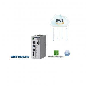 PC Fanless compatible AWS IoT Greengrass pour 5000 tags