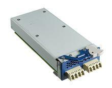 Carte Mezzanine réseau, 4 ports GbE Fiber w/Advanced bypass NMC Latch