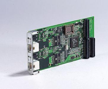 Cartes pour PC industriel , Dual GibLan PMC - Fiber type ( Intel 82546GB )