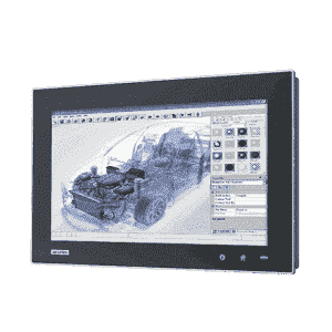 """Panel PC fanless tactile, 18.5"""" widescreen PCT with Core i7 CPU and 4G RAM"""