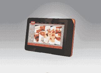 "Tablette industrielle 10' avec Intel® Atom™ x5-Z8350, 10.1"" Mobile POS w/Windows for UK"