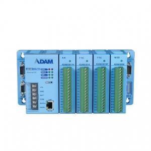 Station d'acquisition de données ADAM, 4-Slot Ethernet-based Distributed DA&C System