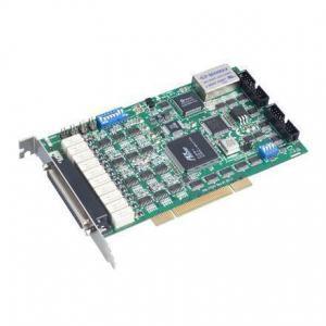 Carte acquisition de données industrielles sur bus PCI, 14bit, 12ch Synchronized Analog Output Card