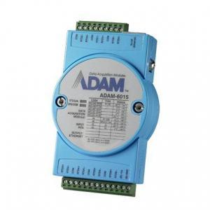 Module ADAM Sonde platine sur Ethernet Modbus TCP 7 entrées