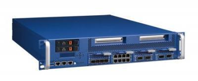 Plateforme PC pour application réseau, FWA-6520 Haswell-EP 2U, 4 NMC, 820W AC PSU