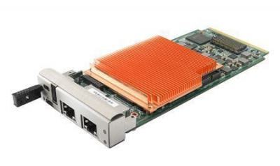 Cartes pour PC industriel CompactPCI, MIC-5603 mid-size, single w/ PrAMC with 4GB DDR3