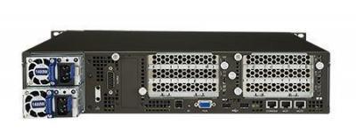 Serveur industriel haute performance, 2U HPS w NAMB-6010 E5-2600v3/8900/TPM/B/B/DC/x8