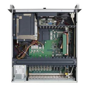 """ACP-4340MB-00XE Châssis silencieux 4U pour PC rack 19"""" avec carte mère ATX/MATX et 4 disques extractibles"""