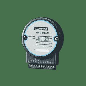 Module IoT d'acquisition de données sur Ethernet 4-ch DI and 4-ch Relay IoT Ethernet I/O Module