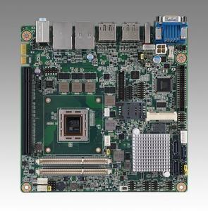 AIMB-226G2-01A1E Carte mère industrielle, miniITX RX-225FB HDMI/LVDS/DP++/6COM/2Gb