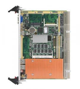 Cartes pour PC industriel CompactPCI, MIC-3395 with i7-2655LE & 4GB RAM w/o BMC