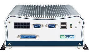 PC Fanless industriel Intel Atom N270 1 slot PCI et 2 ports Ethernet Gb