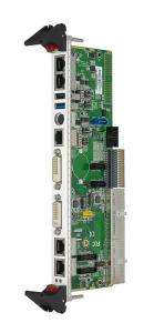 Carte de transition pour carte mère CompactPCI, RIO-3316 w. 4 LAN ports & SATA III for MIC-3396