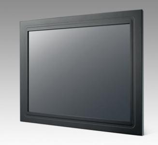 """Moniteur ou écran industriel, 17"""" SXGA Panel Mount Monitor, 250nits, w/Res.TS"""