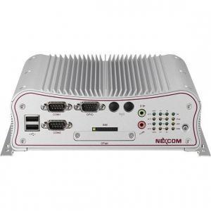 PC Fanless avec processeur Intel® Atom™ Dual Core D2550 1.86 GHz avec 4 ports Ethernet