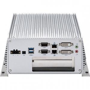 PC Fanless industriel Intel® Core™ i5/i3 4ème génération avec 2 slots PCIeX4