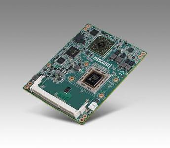 Carte industrielle COM Express Basic pour informatique embarquée, RX-225FB 2.2G 17W 2C COMe Basic non-ECC
