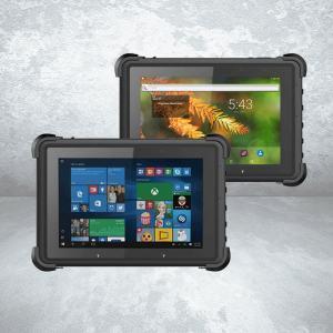 """Tablette durcie 10"""" puissante sous Windows 10 avec Intel Core i5/i7"""