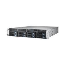 Châssis serveur industriel, HPC-7282 2U 8 bays server Châssis serveur industriel (w/o PSU)