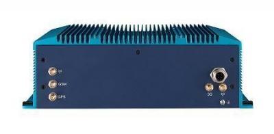 PC industriel fanless EN50155 pour application ferroviaire, Intel Atom E3845, entry level, DC 24V