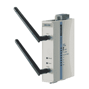 Passerelle industrielle série ethernet, 1-port Serial to 802.11b/g/n WLAN Device Server