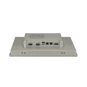 """Panel PC fanless tactile 10.1"""" gris Atom E3827 4G DDR3 PCT"""