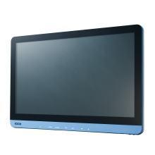"""Moniteur ou écran pour application médicale, 24"""" monitor 2M/DC/Glass"""