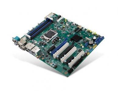 Carte mère industrielle pour serveur, LGA 1151 ATX Server Board GbEx4