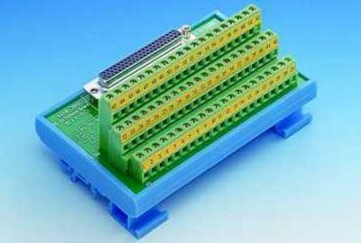 ADAM-3962-AE Bornier à vis pour câble d'acquisition de données SubD 62 points