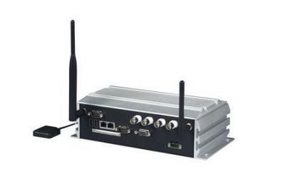 ARK-VH200A-D5A2E PC industriel pour application embarquée véhicule, Intel Atom D510 1.66 GHz Compact A2