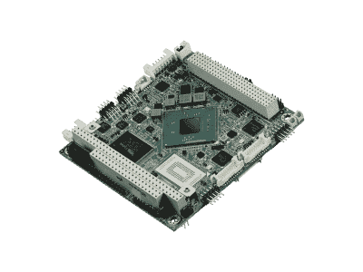 Carte industrielle PC104, BT-I E3825 PC104+/VGA+LVDS/6USD/3COM