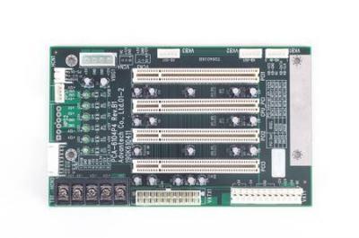 Fond de panier backplane ISA/PCI, 4 slot Pure PCI BP,4 PCI RoHS K