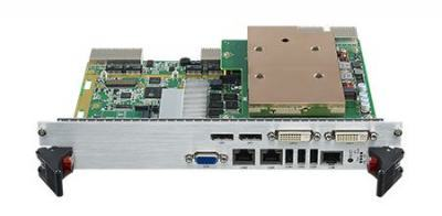 Cartes pour PC industriel CompactPCI, MIC-3397 with Xeon E3-1125C v2&8GB RAM,Dual-Slot