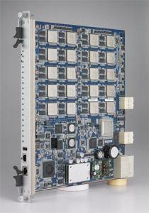 Carte pour serveur blade, ATCA w/20 TMS320C6678ACYP and 64bit DDR3 4Gb