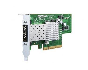 Carte ethernet fibre optique, PCIE 2 ports SFP+ 82599ES