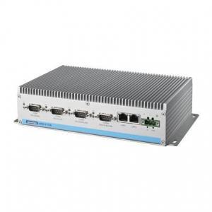 PC industriel fanless à processeur Atom D510, 2G RAM avec 2xEthernet, 8xCOM, 2x mPCIe