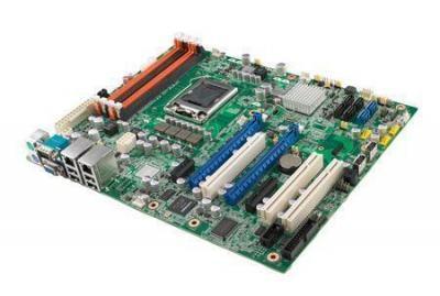 Carte mère industrielle pour serveur, LGA1155 ATX SMB w/6 SATA/2 PCIe x16/2 GbE