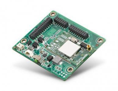 Carte nœud IoT sans fil, Wireless IoT Node, Mesh network , MSP430 MCU