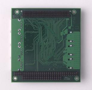 Carte industrielle PC104, USB2.0 & 1394 w/pinhead PC/104+ module, G