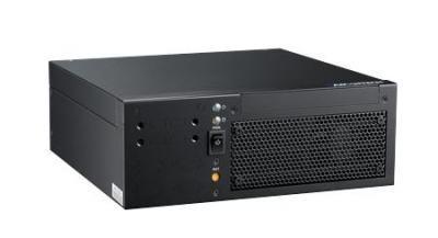 Châssis industriel économique pour carte mère Mini ITX, AIMB-B2000 Mini-ITX MB Châssis industriel économique pour carte mère Mini ITX w/ 150W PSU