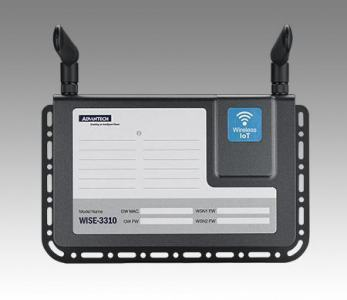 Passerelle IoT embarquée, WISE-3310 WPAN GW, 100-Node, Linux OS